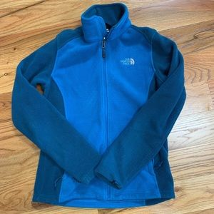 Blue The North Face Fleece